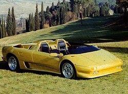 Diablo VT Rodster Lamborghini фото