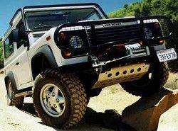 Land Rover Defender 90 TDi фото