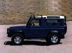 Defender 90 TDi Land Rover фото