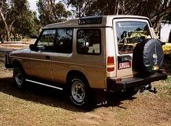 Land Rover Discovery 300 TDi (3dr) фото