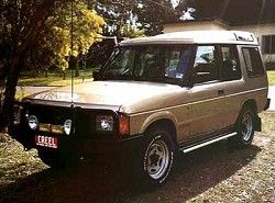 Discovery 300 TDi (3dr) Land Rover фото