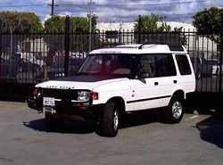Discovery 300 TDi S (5dr) Land Rover фото