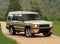 Discovery II 2.5 TD5 S Land Rover фото