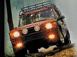 Land Rover Discovery II 2.5 TD5 XS фото