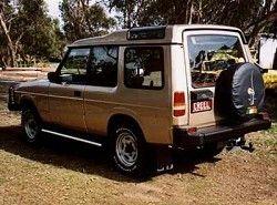 Land Rover Discovery MPi (3dr) фото