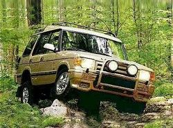 Land Rover Discovery MPi (5dr) фото