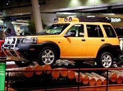 Land Rover Freelander 2.5 фото