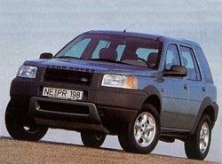 Freelander 2.5 Land Rover фото