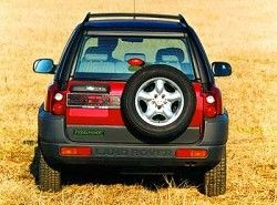 Land Rover Freelander Hardback 1.8i фото