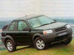 Freelander Hardback 1.8i Land Rover фото