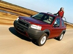 Freelander Softback 2.0 TD Land Rover фото