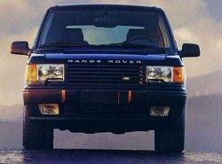 Land Rover Range Rover 2.5 TD фото