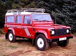Land Rover Defender 110 2.5 TDi (122hp)(LD) фото