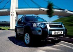 Land Rover Freelander V6 фото