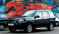 Freelander V6 Land Rover фото