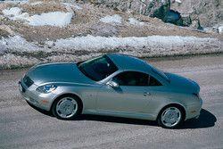 Lexus SC 430 II фото