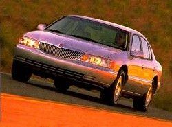 Lincoln Continental 4.6 V8 фото