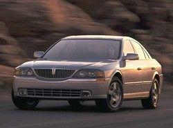LS 3.0 V6 24 Lincoln фото