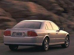 Lincoln LS 4.0 V8 32 фото