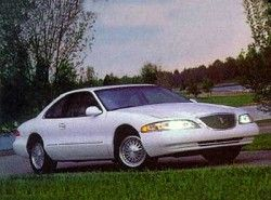Lincoln Mark VIII 4.6 V8 32V Luxury фото