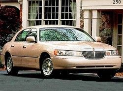 Lincoln Town Car 4.6 V8 Executive фото
