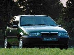 Mazda 121 1.3 3dr фото