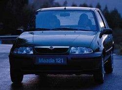 Mazda 121 1.3 5dr фото