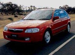 Mazda 323 F 1.5 GLX фото