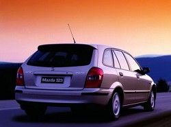 Mazda 323 F 2.0 фото