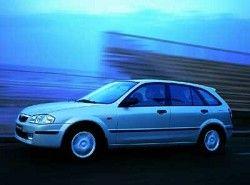 323 F 2.0 TD Mazda фото