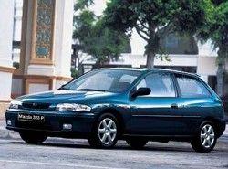 Mazda 323 P 1.8 16V  (BA) фото