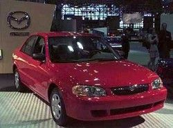 Mazda 323 S 1.5 4x4 фото