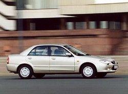 323 S 1.7 TD Mazda фото