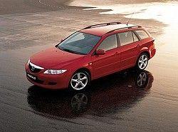 6 2.0 16V Wagon Mazda фото