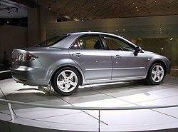 Mazda 6 2.3 16V фото
