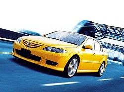 6 2.3 16V Mazda фото