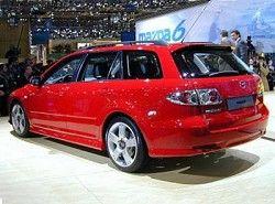 6 2.3 16V Wagon Mazda фото