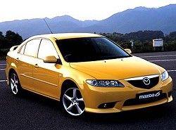 Mazda 6 3.0 V6 24V фото