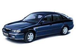 Mazda 626 F 2.0 TD фото