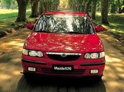 Mazda 626 S 1.8 фото