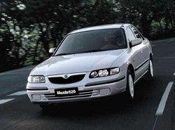 Mazda 626 S 1.8 Exclusive фото