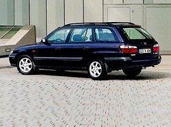 Mazda 626 Wagon 1.8 фото
