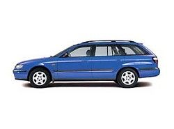 626 Wagon 2.0 Mazda фото