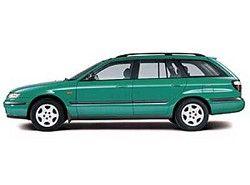626 Wagon 2.5 Mazda фото