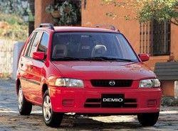 Mazda Demio 1.5 фото