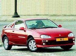 Mazda MX-3 1.6 фото