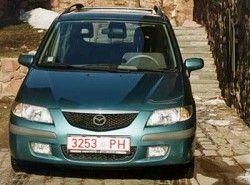 Mazda Premacy 1.8 фото