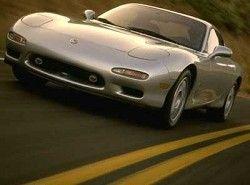 RX-7 Mazda фото