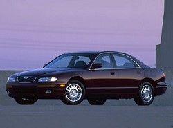 Mazda Xedos9 2.3 фото