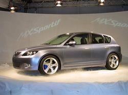 Mazda MX Sportif фото